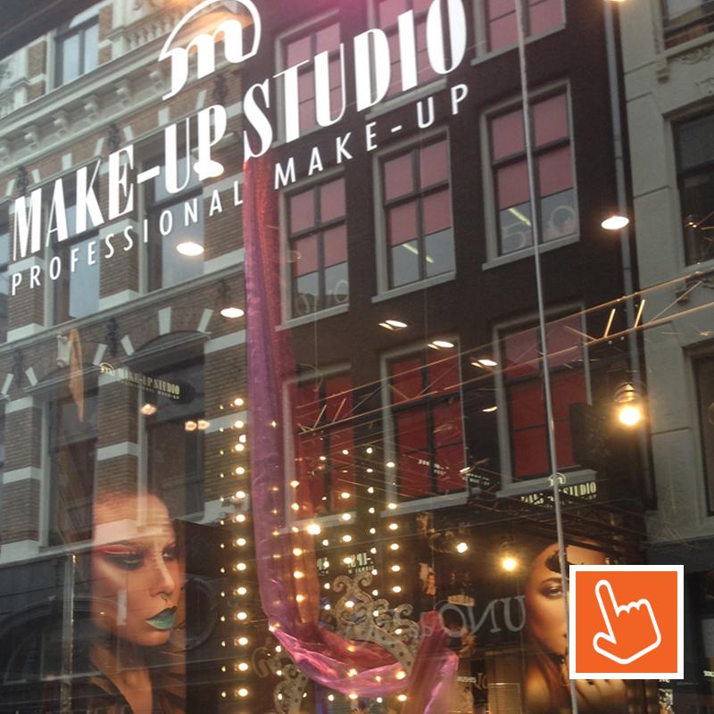 Make-Up Studio, een professioneel merk